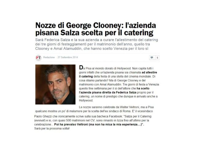 PT: George & Amal